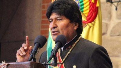 "Evo Morales: ""Vamos a volver tarde o temprano"""