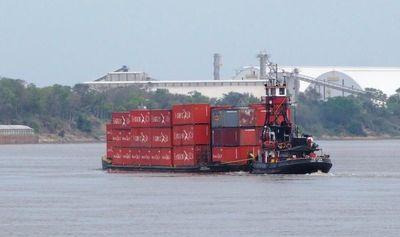 Ambicioso Plan para mejorar navegabilidad del Río Paraguay