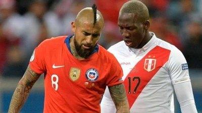 Amistoso entre Perú y Chile fue suspendido