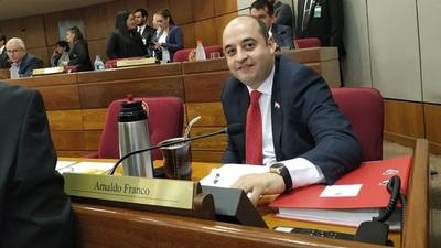 """""""Oficialismo pone en riesgo la suerte de la ANR en las municipales"""", afirma senador"""
