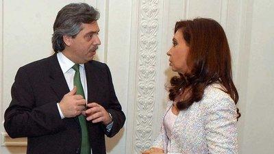 El Congreso argentino ratifica el triunfo de los Fernández