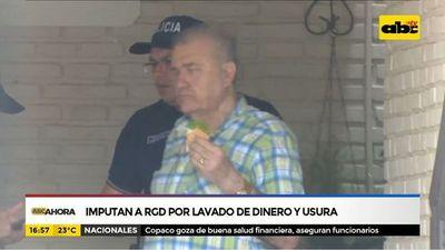 Culmina allanamiento pero detención de Ramón González Daher aún no se concretó