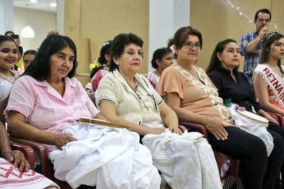 """Más de 600 tejedoras participarán en """"Expo del Ao Po'i"""""""