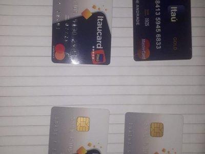 Detienen a brasileños por falsificación de tarjetas de crédito