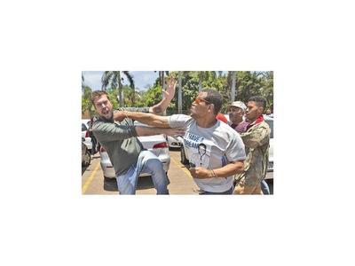 Partidarios de Guaidó tomaron por 13 horas Embajada en Brasil