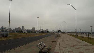 Anuncian un jueves cálido y lluvias dispersas para algunas localidades