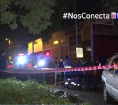 Presunto delincuente muere tras persecución y balacera en Ñemby
