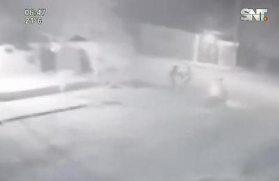 Mujer fue asaltada por motochorros