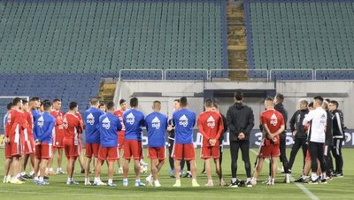 La Albirroja afronta una nueva prueba ante Bulgaria