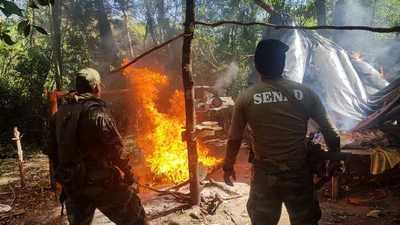 Paraguay y Brasil desarrollan operación contra el narcotráfico en la frontera