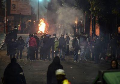 En Bolivia la tensión es permanente