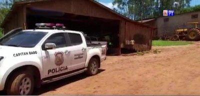 Detienen a presuntos implicados en secuestro de estanciero
