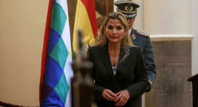 Moscú reconoce a Jeanine Áñez como la presidenta interina de Bolivia