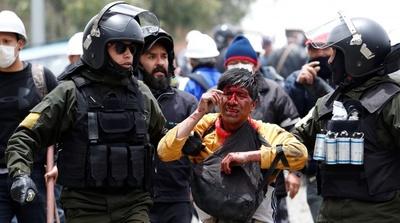 Crisis política en Bolivia ya se cobró 10 vidas y numerosos heridos