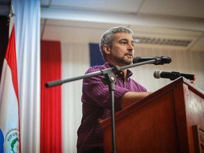 Mario Abdo quiere recuperar la confianza y la fe de la gente