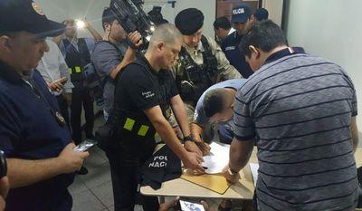 Expulsan del país a presunto jefe del Comando Velmelho