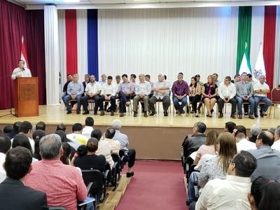 Nicanor resalta rol que desempeñan las binacionales para impulsar desarrollo del país