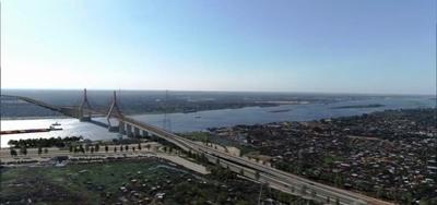 Cuatro empresas pujan para construir el Asunción- Chaco'i