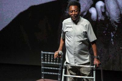 La dura declaración de Pelé sobre su salud