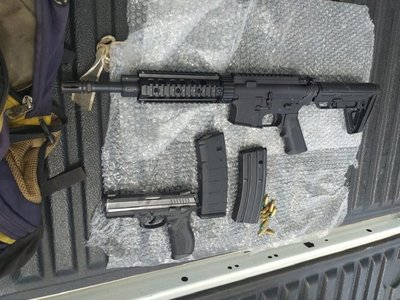 Detienen a militar por supuesta comercialización ilícita de un fusil