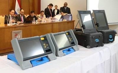 """HOY / DNCP levanta suspensión a licitación para alquilar urnas: informe descarta """"direccionamiento"""""""