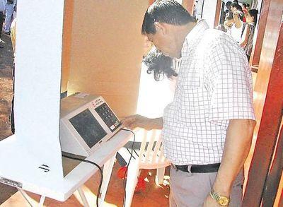 Algunos políticos temen a urnas electrónicas y las listas abiertas