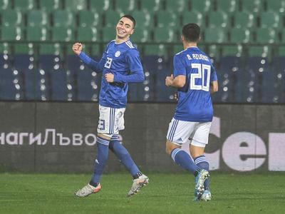 Resumen del amistoso Bulgaria 0-1 Paraguay