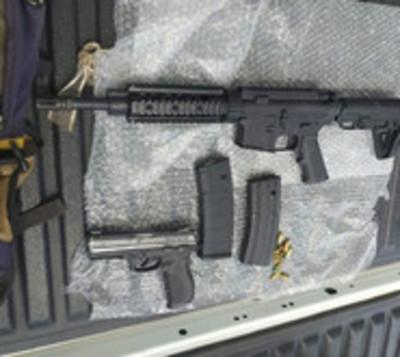 Capturan a militar por por supuesto trafico de arma