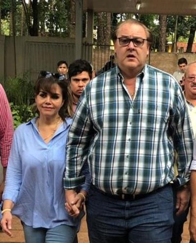 Gobernador «desaparecido», su esposa denunció el hecho ante la Fiscalía