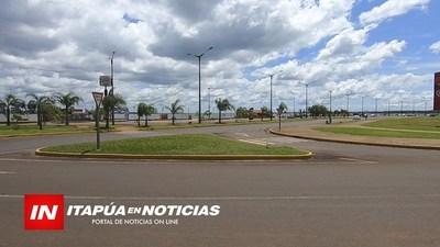 REPARARAN POR COMPLETO ILUMINACIÓN DE LA AVDA. COSTANERA RCA. DEL PARAGUAY