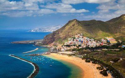 La ciudad del verano eterno de las Canarias