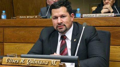 Ulises Quintana quiere ser intendente