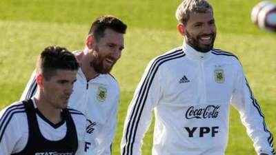 Argentina, con el regreso de Messi, juega ante Brasil en Riad