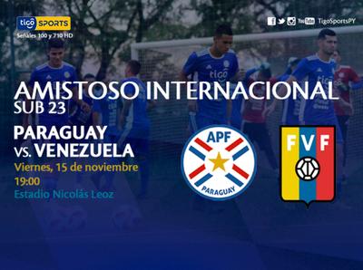 Paraguay apunta al Preolímpico