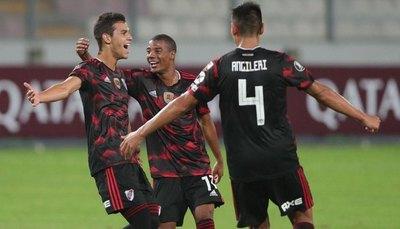 Un gol paraguayo entre los mejores de la Libertadores