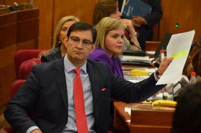 """Beto Ovelar: """"En Diputados destrozaron el presupuesto"""""""