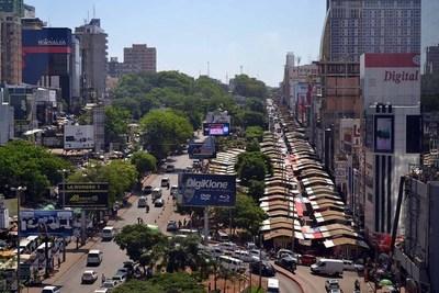 Cota de compras de US$ 500 entre Paraguay y Brasil regirá desde el 1 de enero, anunció el presidente