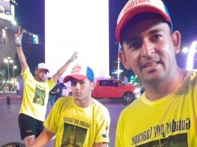 Pedaleará de Buenos Aires a Caacupé para agradecer que vuelve a Paraguay