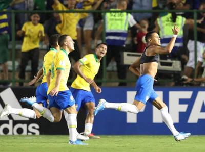 Compacto: Francia 2-3 Brasil
