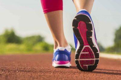 Caminata para hacer frente a la diabetes
