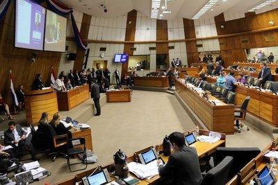 Partido Colorado aprobó presupuesto 'en busca de votos', critica diputado liberal