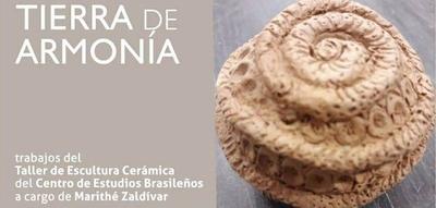 HOY / Artistas exponen muestra de escultura cerámica en la Manzana de la Rivera