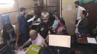 Ramón González Daher e hijo buscarán medidas alternativas a la prisión