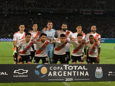 Feliz y orgulloso, pero con temor por Enzo Pérez: así llega River a la final