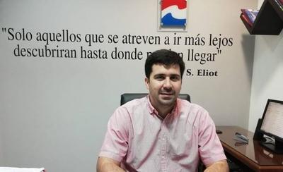 HOY / Diputado Villarejo se posiciona como una opción para la Intendencia de Asunción