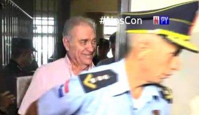 Ramón González Daher e hijo, a la cárcel
