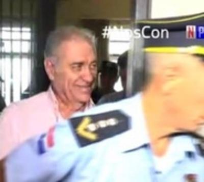 Ordenan prisión para González Daher e hijo
