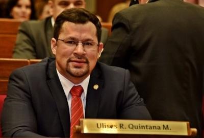 Ulises Quintana anuncia su precandidatura a la intendencia de CDE