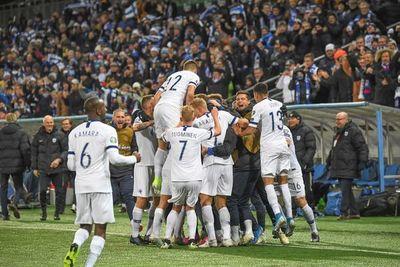 Finlandia hace historia: jugará su primera Eurocopa