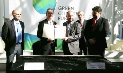 Firman acuerdo para implementar el proyecto Pago por Resultados